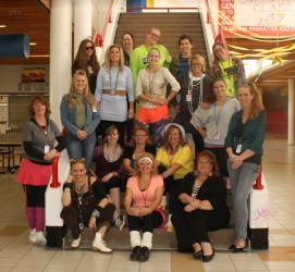 Staff seemed to favor 80s/90s Day.