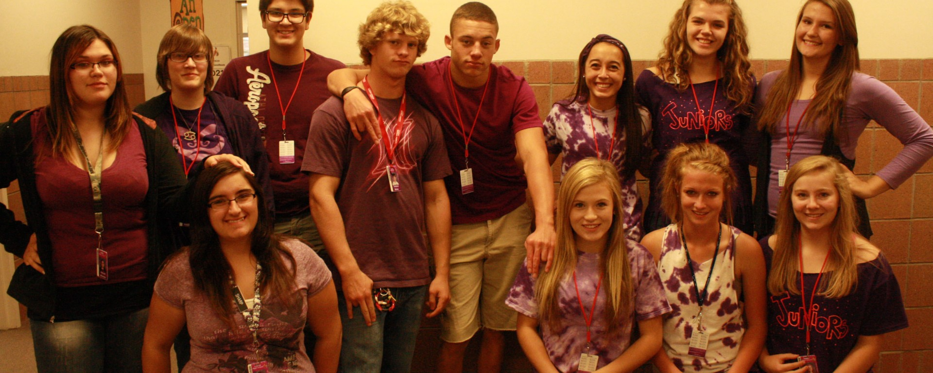 Kinder Garden: Color Me Right: A Homecoming Guide To Class Color Day