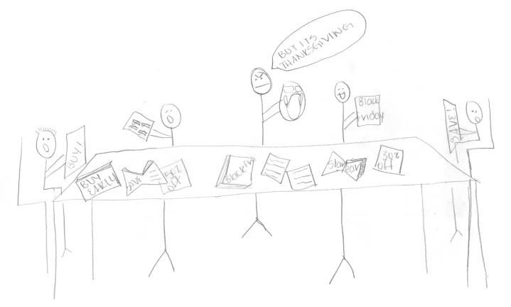 editorial cartoon thanksgiving0001