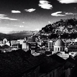 Photo of Quito from Guache on Flickr.