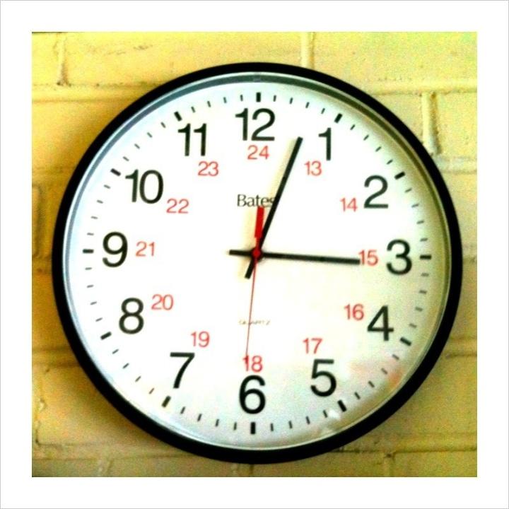 Feb 1 - Clock
