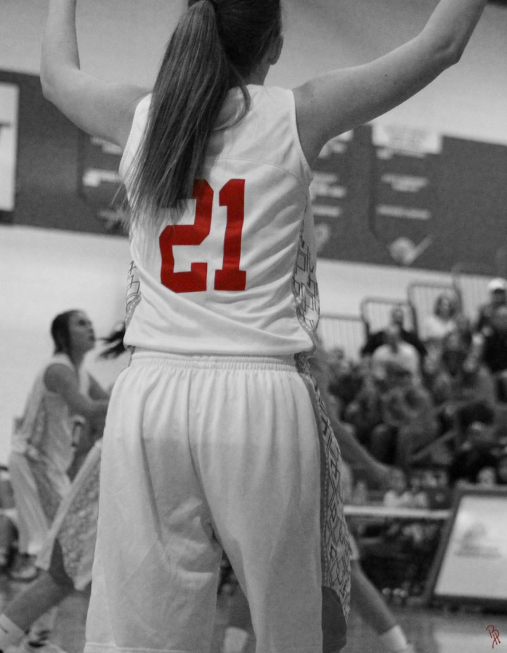 "Abby's ""21"" stands out. Photo by Brooke Heppner."