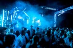 Students enjoy dancing at prom. Photo courtesy of Sage Studios.