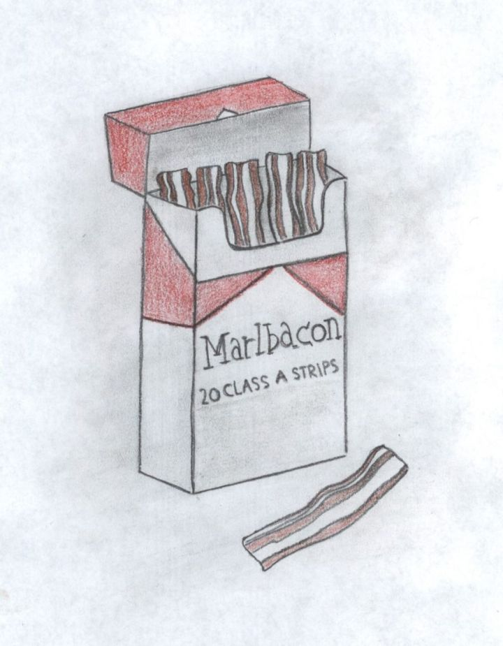 """Marlbacon"" by Sydnee Conroy"