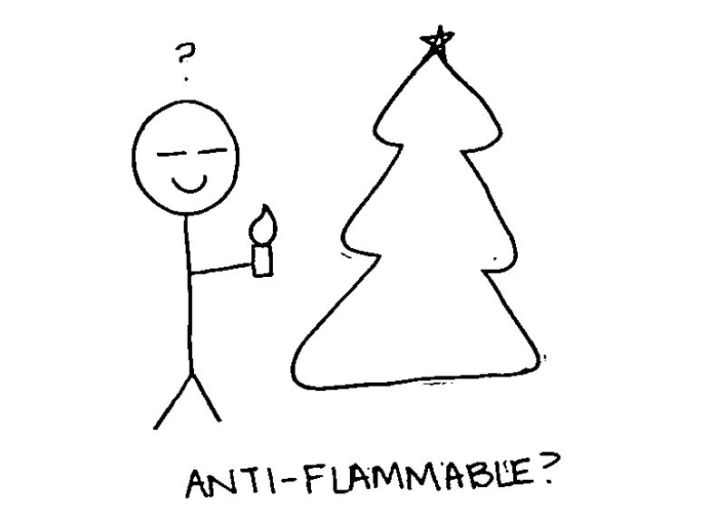 anit-flammable