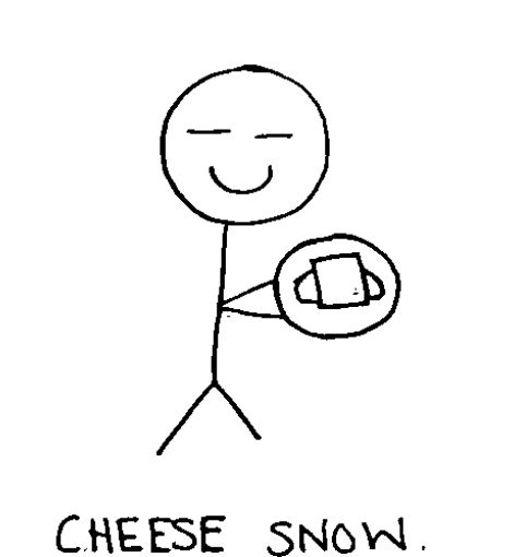 cheese-snow
