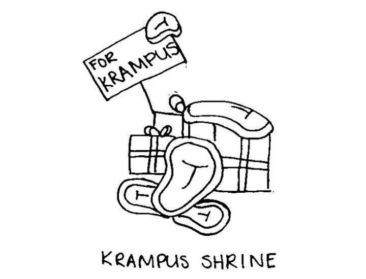 krampus-meat