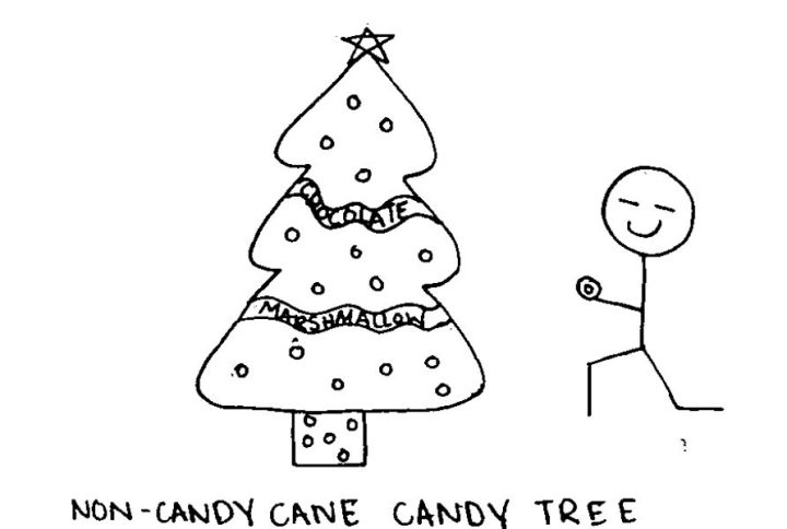 non-candy-cane-tree