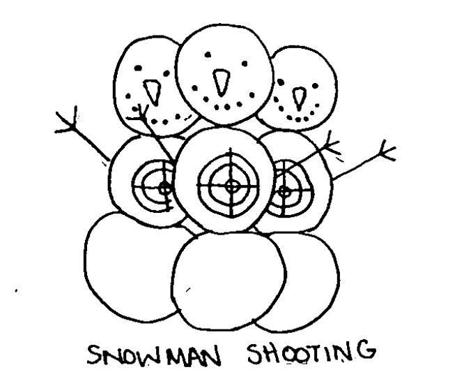 snowman-shooting