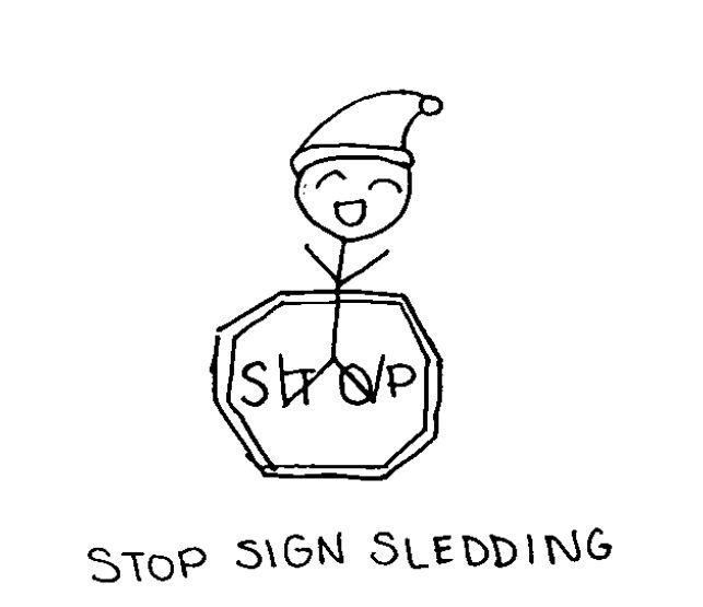 stop-sign-sledding