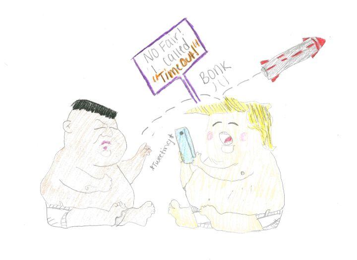 trump and kim by Hope Paris.jpg