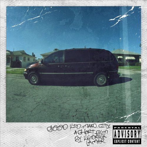 Good Kid, M.A.A.D City- Kendrick Lamar
