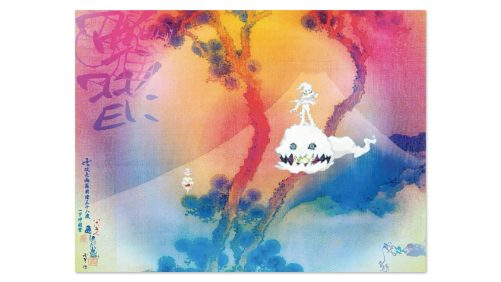 Kids See Ghosts- Kid Cudi & Kanye West